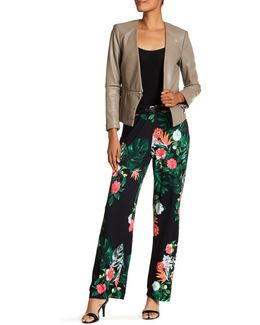 Havana Tropical Pull-on Pants