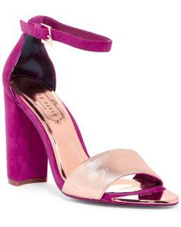 Caiye Ankle Strap Sandal
