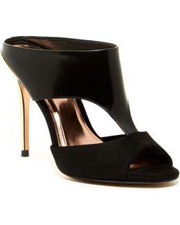 Torr Heeled Sandal
