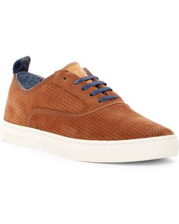 Odonel Perforated Suede Sneaker