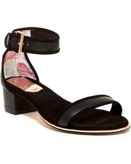 Ruz Block Heel Sandal