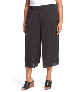 Rumple Culotte (plus Size)