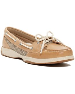 Laguna Linen Boat Shoe