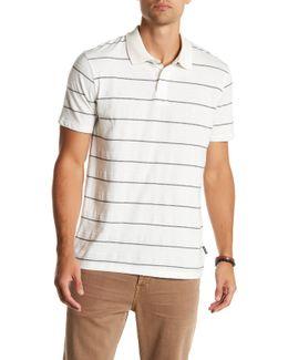 Wowzer Stripe Polo Shirt