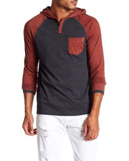 Tempest Hooded Henley