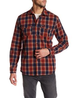 Ferdinand Lined Flannel Shirt