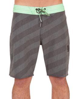 Stripey Slinger Board Shorts