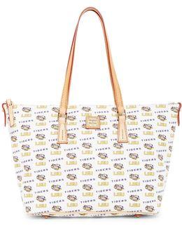 Lsu Zip Top Shopper