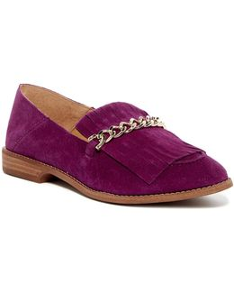 Andie Chain Kilted Loafer