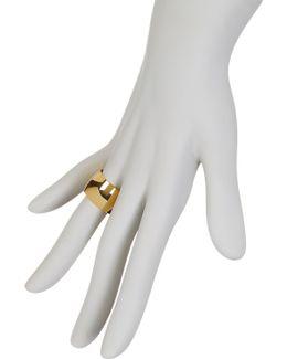 Large Band Ring - Size 8