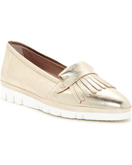 Abbie Kilted Loafer