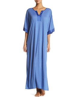 Congo Jersey Short Sleeve Pj Gown