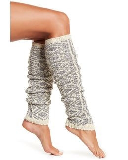 Paloma Knitted Leg Warmer