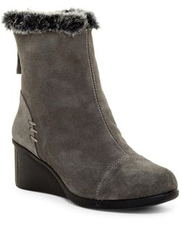 Bravery Faux Fur Lined Bootie