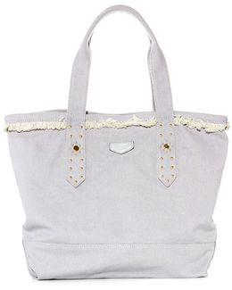 Cannes Genuine Leather Tote