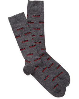 Novelty Grand Socks