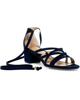 Alesia Strappy Block Sandal
