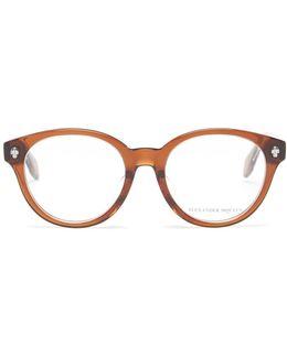Women's Round Optical Frames