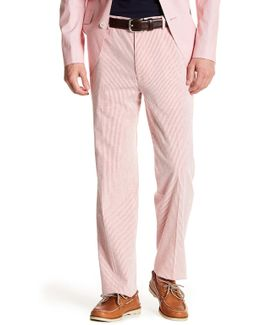"Hall Red Striped Woven Pant - 30-34"" Inseam"