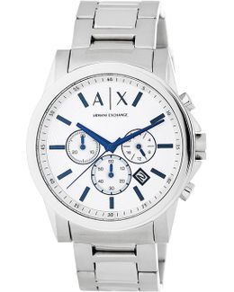 Men's Outer Banks Stainless Steel Watch