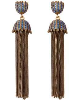 Ayay Tassel Drop Earrings