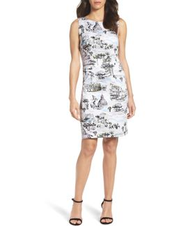 Rome Sheath Dress
