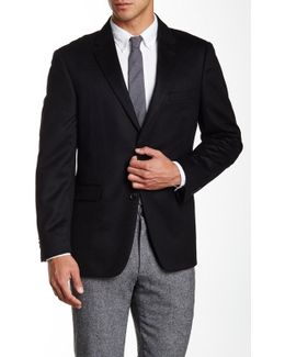 Ethan Two Button Notch Lapel Cashmere Sportcoat