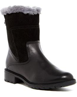 Victory Genuine Shearling Waterproof Boot