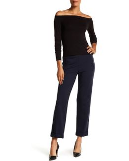 Rolled Cuff Pants