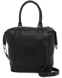 Bata Leather Convertible Tote