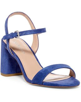 Becca Block Heel Sandal