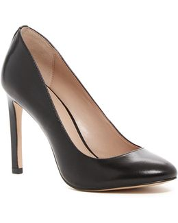 Leigh Leather Pump
