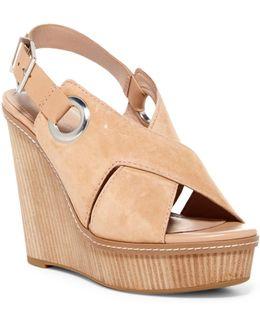 Penelope Platform Wedge Heel