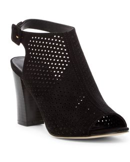 Beckie C Perforated Bootie