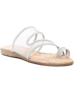 Best Mesh Loop Toe Slide Sandal