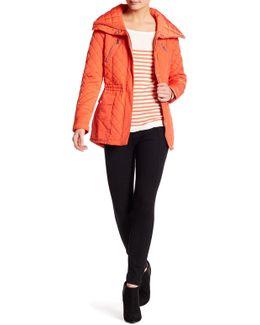 Missy Diamond Quilt Jacket
