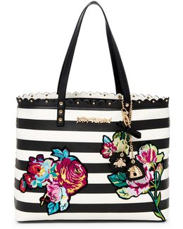 Many Blooms Ago Tote