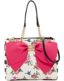 Big Bow Satchel