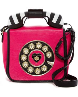 Betsey's Hotline Phone Crossbody