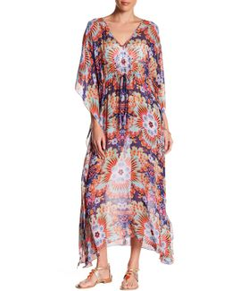 Long Caftan Cover Up