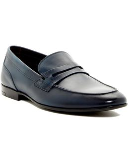 Lorax Leather Penny Loafer
