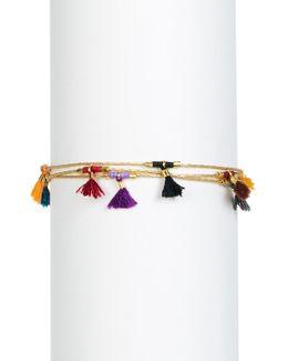 Olivia Tassel Bracelet