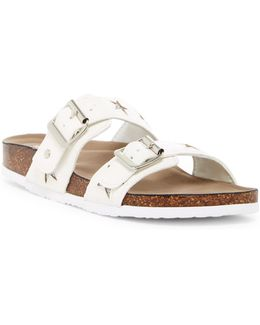 Brando U Dual Strap Slide Sandal
