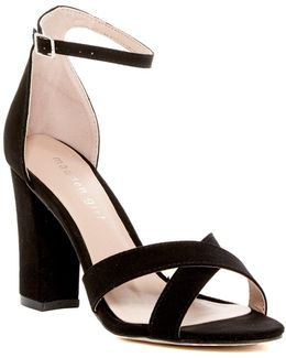 Briin Crisscross Sandal - Wide Width Available