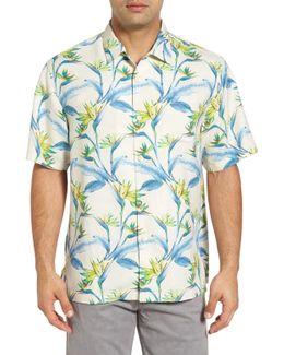 Porto De Paradise Silk Sport Shirt