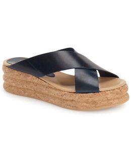 Brook Slide Sandal