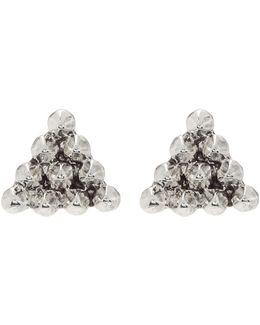 Cerro Torre Pyramid Stud Earrings