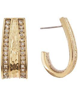 Embellished Cuff Earrings