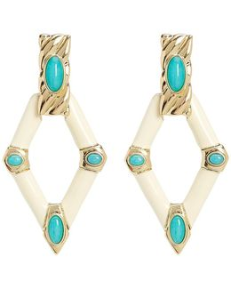 Valda Statement Earrings