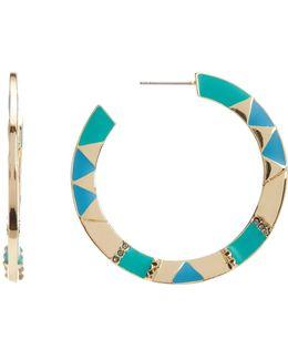 44mm Nelli Hoop Earrings